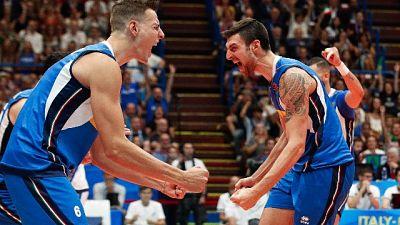 Volley: azzurri, vogliamo pass per Tokyo