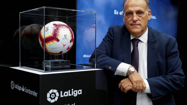 'State clubs' Man City, PSG are dangers to the game - La Liga chief
