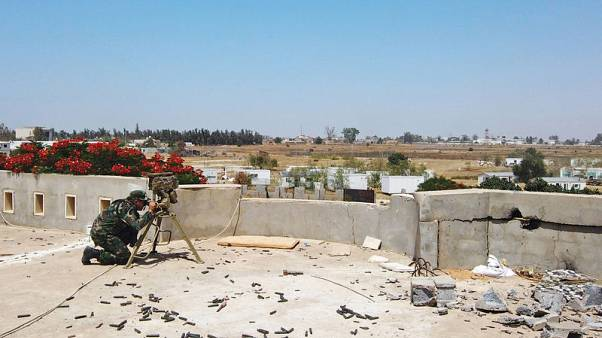 Libya's U.N.-backed government steps up defence spending as war drags on