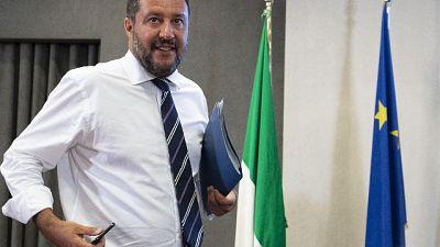 Migranti:Salvini a Conte,ora linea in Ue