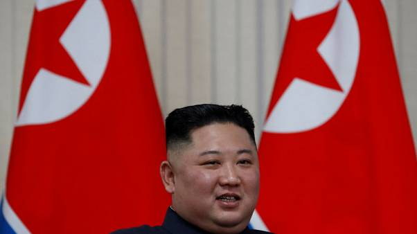 North Korea's Kim says missile launches are warning to U.S., South Korea over drill - KCNA