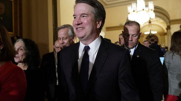 U.S. House Democrats seek Supreme Court Justice Kavanaugh's records