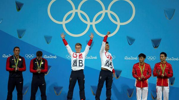 Diving: Britain's Olympic champion Mears retires to follow music career