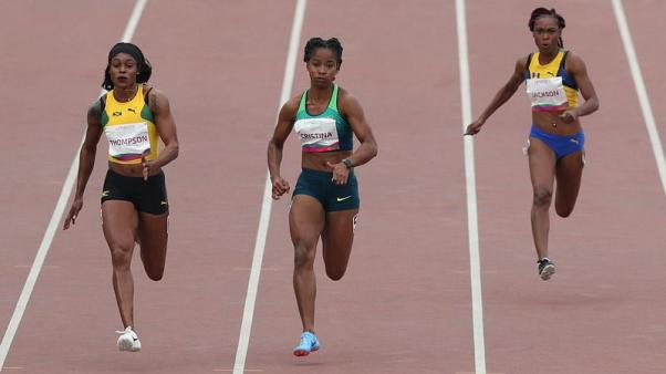 Games: Pan Am sprints leave Lima crowd cold