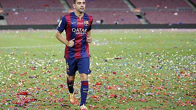Soccer: Al Sadd held on Xavi's coaching bow