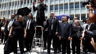 Hong Kong facing worst crisis since handover - senior China official