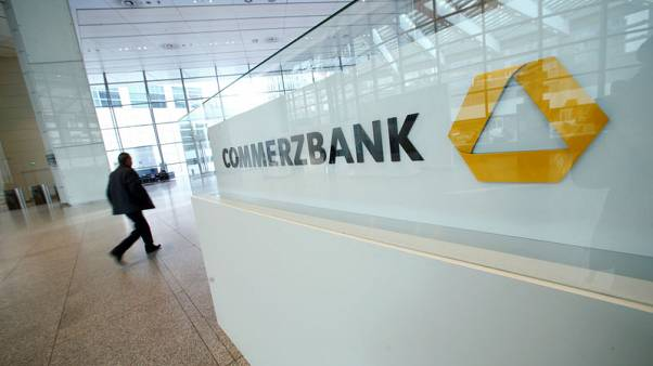 Commerzbank posts flat net profit in second-quarter, helped by low taxes