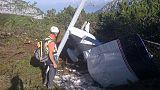 Precipitato piccolo aereo, due morti
