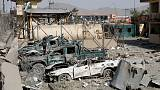 Taliban bomb kills 14, wounds 145, despite hopes for Afghan pact