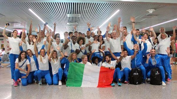 Atletica: Europei squadre con 54 azzurri