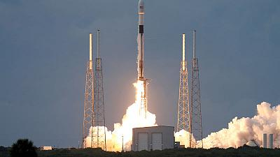Israel's Amos-17 satellite enroute to target orbit after SpaceX launch