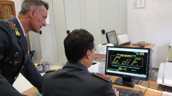 Gdf sequestra 6,4 mln su conti Svizzera