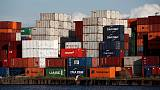 French trade deficit widened in June compared to May