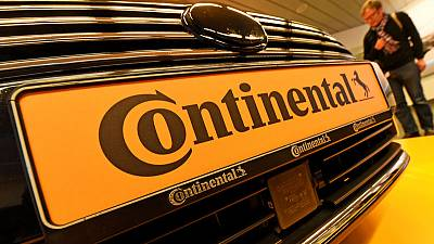 Germany's Continental seeks cost cuts as second-quarter profit drops
