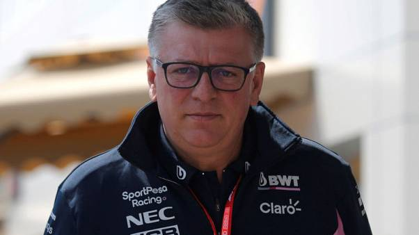 Motor Racing - Racing Point will bounce back, says Szafnauer