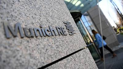 Munich Re second-quarter net profit up 36%, maintains 2019 profit forecast