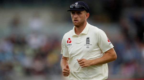 England's injured Stone ruled out of second Ashes test