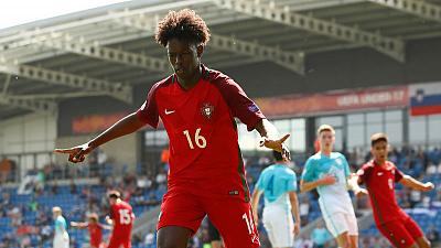 Man City sign 18-year-old winger Correia from Sporting Lisbon