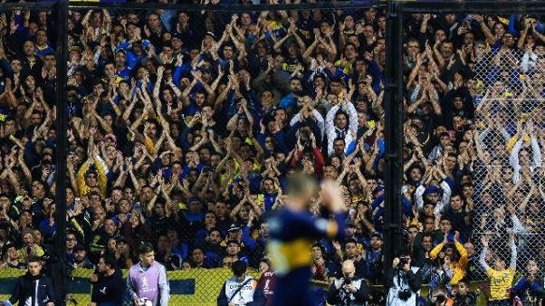 De Rossi, perché il Boca? E perchè no?
