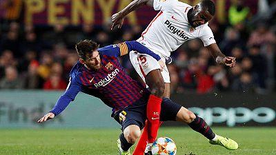 Norwich seal loan deal for Sevilla's Amadou