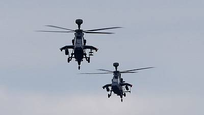 Germany grounds Tiger helicopters after Eurocopter crash warning - Spiegel