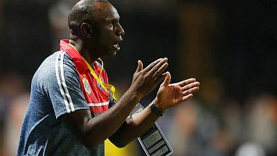 DR Congo coach Ibenge quits after disappointing Cup of Nations