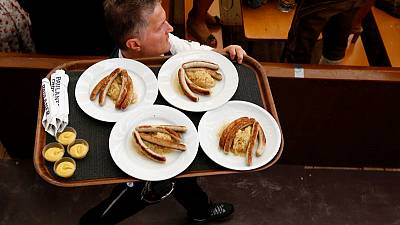 Sausage-loving Germans chew over meat tax plan