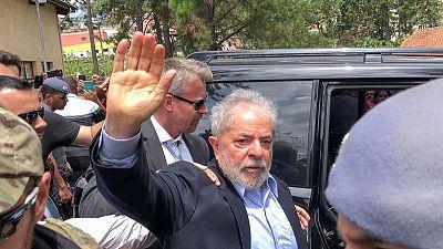 Brazil judge clears ex-president Lula's move to Sao Paulo jail