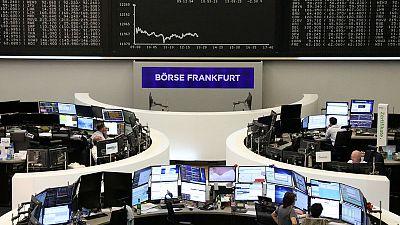 الأسهم الأوروبية تتعافى بعد ثلاث جلسات من الخسائر، لكن القلق مستمر