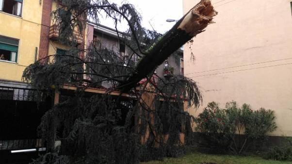 Nuova ondata di maltempo in Lombardia