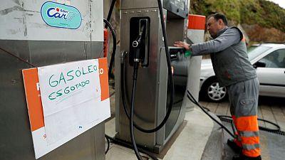 Portugal braces for potential fuel-tanker strike