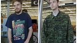 Canada police find two bodies believed to be teen fugitives
