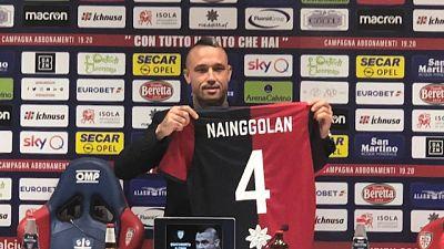 Cagliari, Nainggolan subito in campo