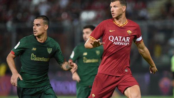 Amichevoli, Roma-Athletic Bilbao 2-2