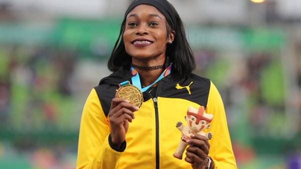 Sprint queen Thompson golden but does not shine at Pan Ams
