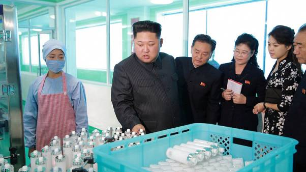 Move over Chanel: North Korea's 'raccoon eye makers' get state push