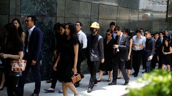 U.S. raises travel warning for Hong Kong over growing civil unrest
