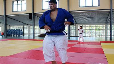 Judo helps Japan get to grips with China's expansion in Pacific
