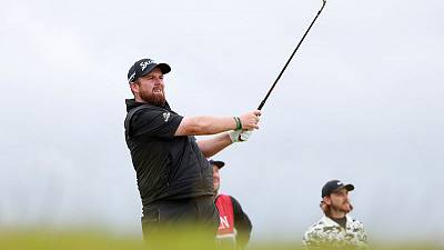 Lowry ready to get back to work after British Open win