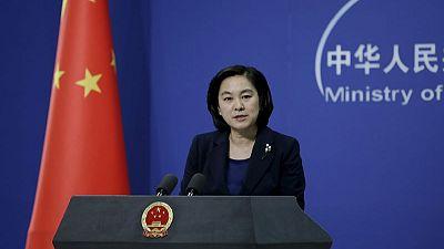 """وزارة الخارجية الصينية تنتقد """"التدخل"""" الأمريكي في فنزويلا"""