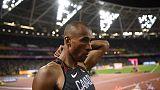 Gold comfort for Warner as he defends Pan Am decathlon title
