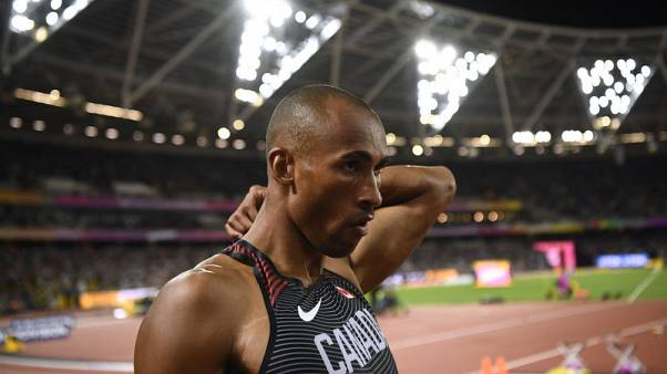 Gold comfort for Warner as he defends Pan Am decathlon title