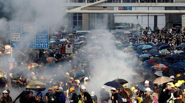 أمريكا ترفع مستوى التحذير من السفر لهونج كونج قبيل احتجاجات مزمعة