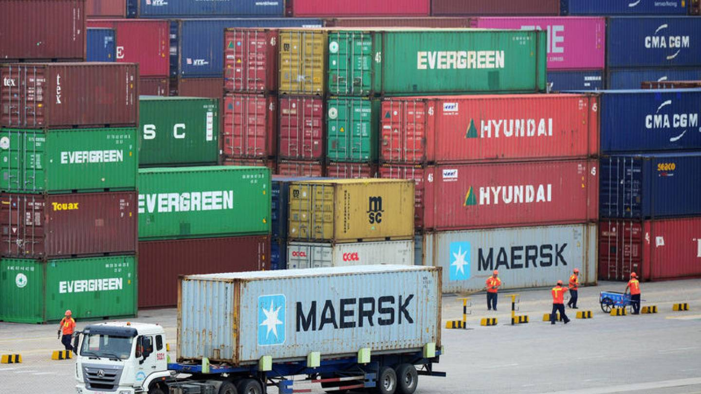 China surprises with best export growth since March, but