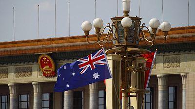 China denounces Australian lawmaker's WW2 Germany remark