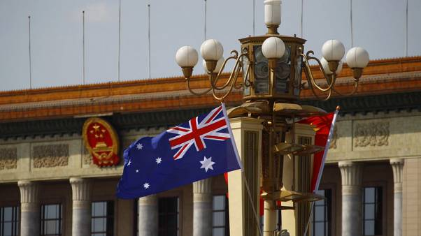 China denounces Australian lawmaker's WW2 Germany remark