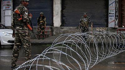 India urges Pakistan to restore diplomatic ties, keeps lid on Kashmir