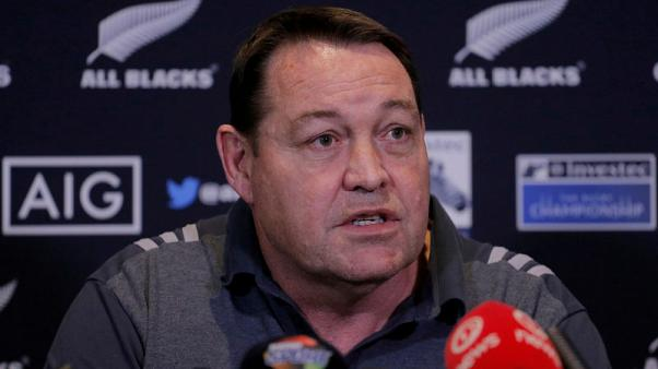 Rugby: Hansen backs 'three best' loose forwards to fire for All Blacks