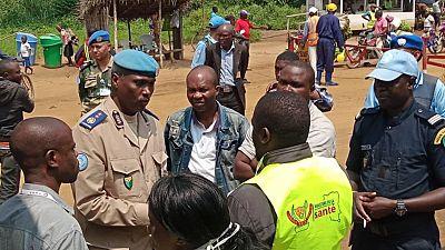 Ebola : Le Chef de la Police MONUSCO Consulte Pour Une Meilleure Protection des Équipes de Riposte