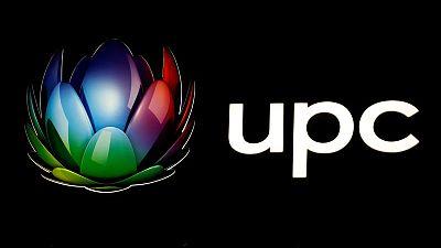 Second-quarter sales decline at Liberty Global's Swiss arm UPC
